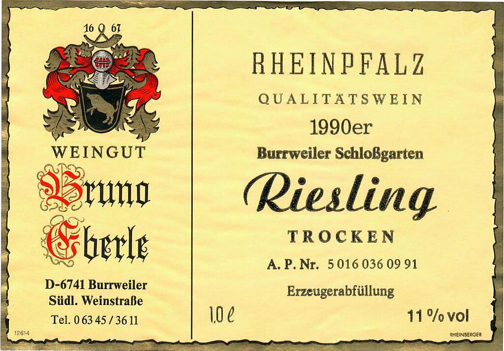 Weingut Eberle