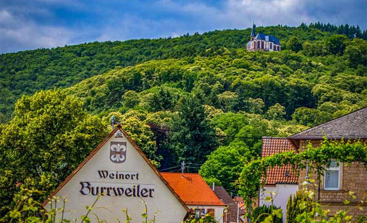 Weinort Burrweiler