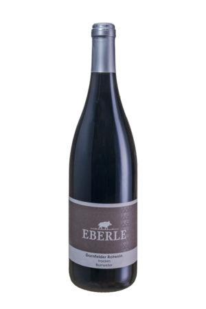 Dornfelder Rotwein trocken Weingut Eberle