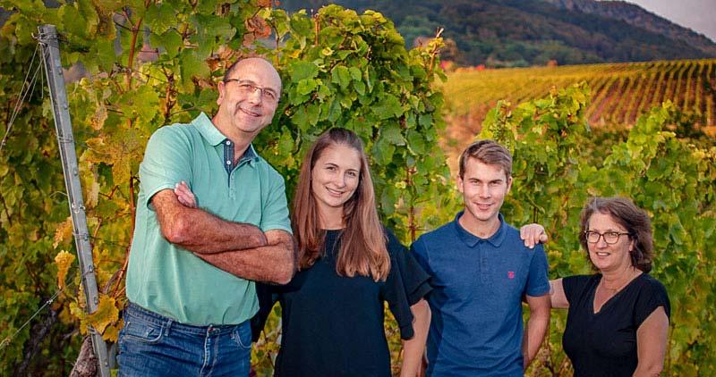 Familie Eberle Weingut Eberle Burrweiler