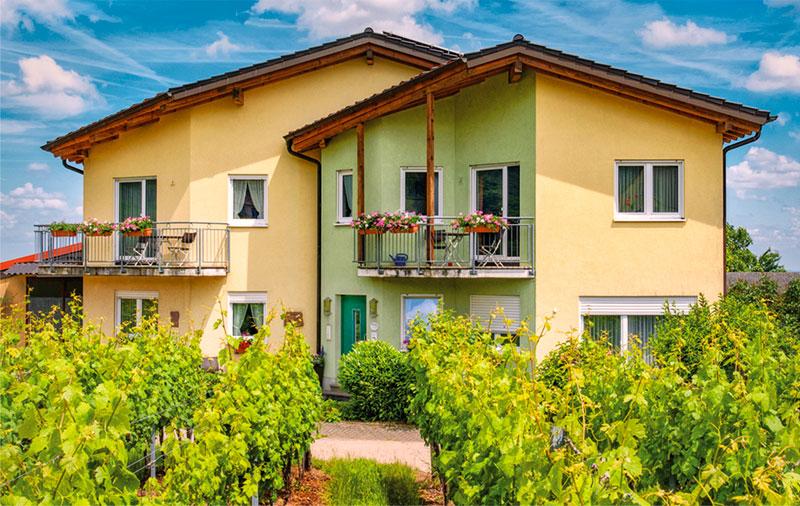 Gästehaus Weingut Eberle in Burrweiler