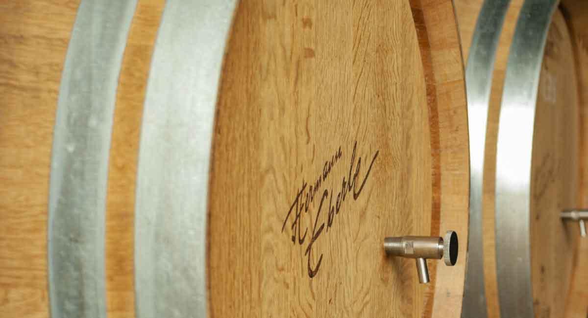 Holzfass Weingut Eberle